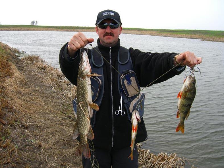 рыбалка на ильмень озере