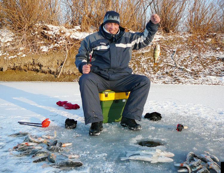 волжский рыбалка места