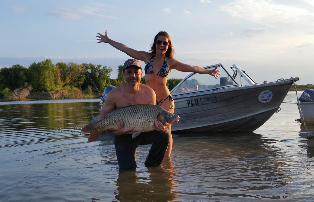 Поездка в астрахань на рыбалку